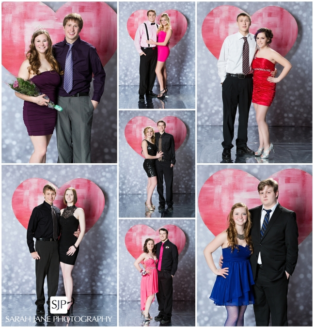 warrensburg latham high school 2014 winter dance court, king queen, sarah jane photography, decatur il